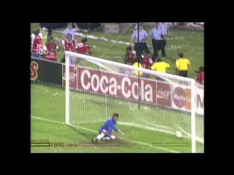 Os golos históricos da Seleção Portuguesa de Futebol