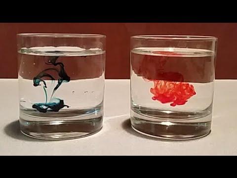 Ver vídeo - Experiências incríveis feitas com água!