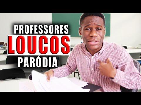 """Ver vídeo - """"Professores loucos"""" - uma versão original do Miguel!"""