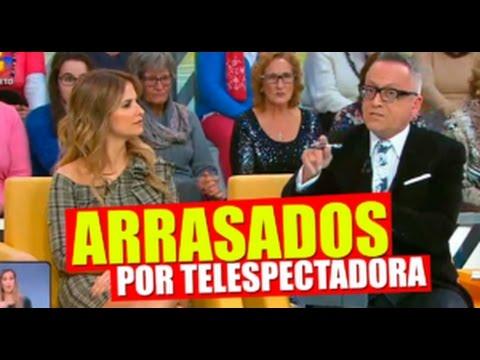 Ver vídeo - Goucha e Cristina são fortemente criticados em direto!