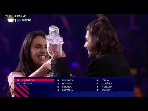 Ver vídeo - O momento que ninguém vai esquecer! Parabéns Portugal!